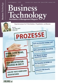 Cover Business Technology - Prozesse