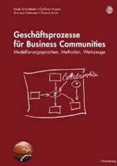 Cover Geschäftsprozesse für Business Communities