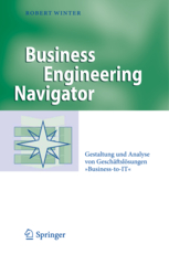 Cover Business Engineering Navigator