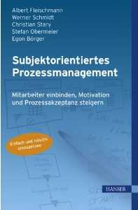 Cover Subjektorientiertes Prozessmanagement