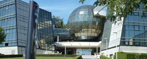 Tagungsgebäude der BPM 2011