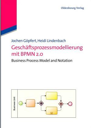 Cover Geschäftsprozessmodellierung mit BPMN 2.0