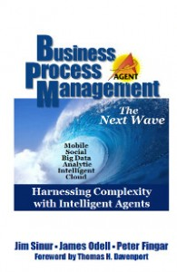 Cover Business Process Management - The Next Wave