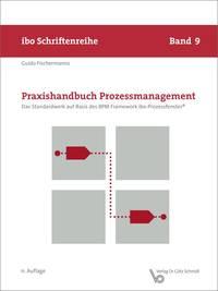 Cover Praxishandbuch Prozessmanagement