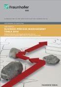 BPM-Tools Fraunhofer IAO 2014