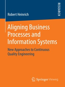 Cover Aligning Business Processes and Information Systems