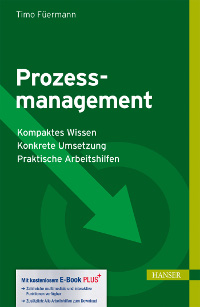 Cover Fuermann Prozessmanagement