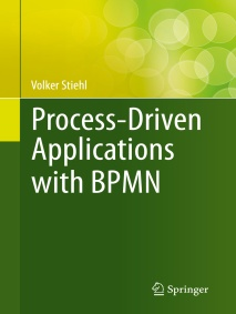 Cover process-driven applications with BPMN