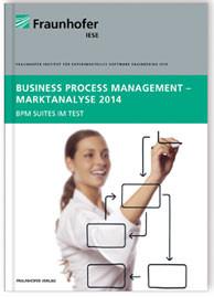 Cover BPMS-Studie IESE