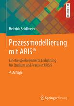 Cover Seidlmeier Prozessmodellierung mit ARIS