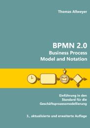 BPMN 2.0 - 3. Auflage - Titel 183px
