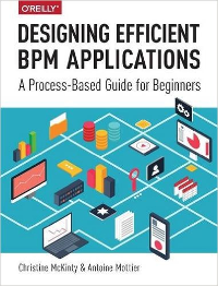 Cover Designing Efficient BPM Applications