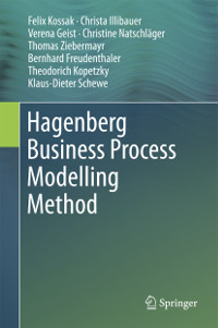 Cover Hagenberg Business Process Modelling Method