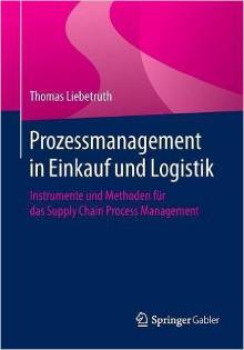 Cover Prozessmanagement in Einkauf und Logistik