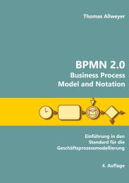 BPMN 2.0 - 4. Auflage - Titel